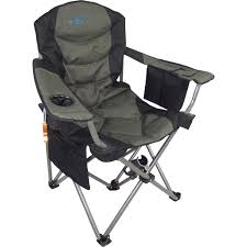 Coleman Oversized Quad Chair With Cooler Wanderer Premium Series Cooler Arm Chair Bcf Australia
