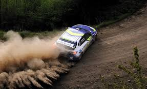subaru wrc wallpaper pastrana pushing it on the edge nice aerial shot di stage