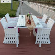 Popular White Patio FurnitureBuy Cheap White Patio Furniture Lots - Outdoor white wicker furniture