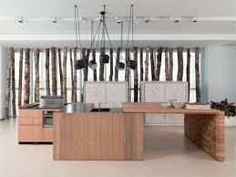 office de cuisine cuisine contemporaine moderne chic urbaine c t maison photos de