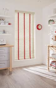 Home Decorating Colour Schemes by Add Matching Tape To Your Wooden Blinds To Bring Your Home Décor