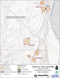 Navajo Reservation Map Section 9 Lease Mines Navajo Nation Cleaning Up Abandoned