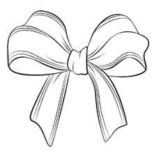 hair bow coloring page coloring pages ideas
