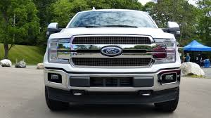 Old Ford Truck Information - the 2018 ford f 150 gets a new engine and more horsepower