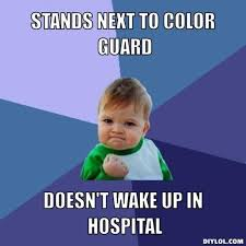 Color Guard Memes - images color guard memes