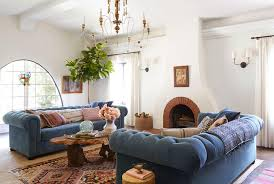 Blue And White Living Room Decorating Ideas Living Room Round Up Emily Henderson