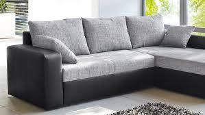 ecksofa grau skandinavisch viper sofa in schwarz und grau mit bettfunktion