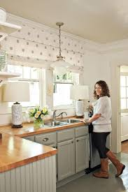 Makeover Of A Pine Kitchen by Before And After Kitchen Makeovers Southern Living