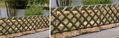 cloture jardin bois cloture jardin bois rondino cloture pour amenagement devis en