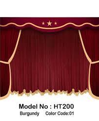 Decorative Curtains Velvet Drapes U0026 Panels Home Decor Decorative Curtains Theater