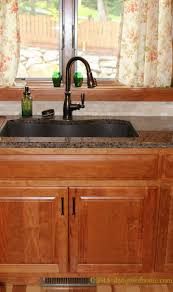 tuscan bronze kitchen faucet belle foret bfc5barorb square copper bar sink oil rubbed bronze