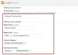 langkah membuat google form cara menambahkan google analytics ke dalam website