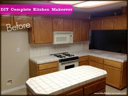 Oak Kitchen Cabinet Makeover Staining Oak Kitchen Cabinets And Traditional Dark Ideas Images