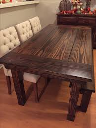 best finish for kitchen table top 266 best dark walnut stain images on pinterest dark walnut stain