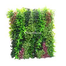 Fake Plants For Home Decor Custom Design Indoor Artificial Plants Wall For Home Decoration