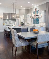 Kitchen Island Chairs Or Stools Best Upholstered Kitchen Island Chairs Classy Kitchen Design