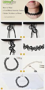 chokers necklace diy images 14 easy and fun diy choker necklace tutorials with amazing ideas jpg