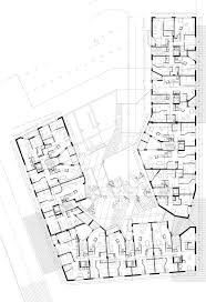 Empire State Building Floor Plan 99 Best Habitatge Col Lectiu Images On Pinterest Floor Plans