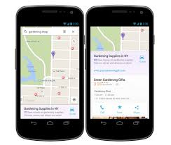 Google Maps Central Park New York by Google Maps For Android And Ios Now Show Ads Alongside Search