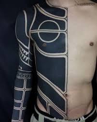 blackwork neo tribal pontilhismo dotwork 33 tattoos