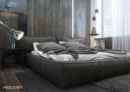 Bedroom Ideas With Platform Beds Mens Bedroom Ideas Grey Modern Natural Oak Wood Platform Bed White