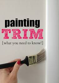 do you paint walls or trim first home design