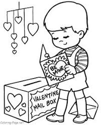 valentines coloring valentines card coloring pages