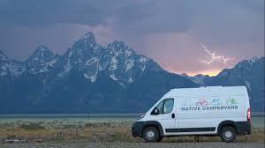 native campervans campervan rentals