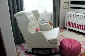 nursery chair and ottoman glider rocking chair ottoman rocking chair and ottoman image of