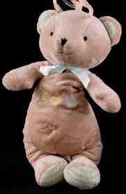 le chat noir boutique carters just one year joy teddy bear i love