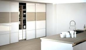 portes de cuisine sur mesure porte de placard cuisine sur mesure fabulous cuisine style loft