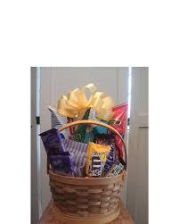 Send Food Gifts Snack Food Basket In Greensboro Nc Send Your Love Florist U0026 Gifts