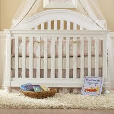 Serta Tranquility Extra Firm Crib Mattress by Creations Summer U0027s Evening Convertible Crib In Rubbed White