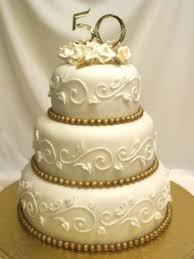 50th anniversary cake ideas cheerful 50th wedding anniversary cake ideas b84 on pictures