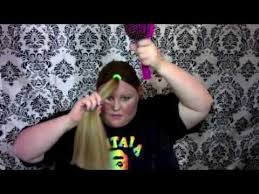 different ways to cut the ends of your hair how to beautifully cut your own hair m by mickie youtube