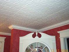 How To Put Up Tin Ceiling Tiles by Tin Ceiling Tiles For The Keeping Room Wanted To Do This When I
