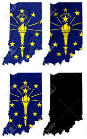 Indiana Flag Images Indiana Flag Clip Art Clipart Collection