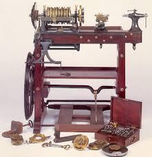 ornamental engine lathe antique engine description