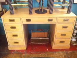 Campaign Style Desk We Styled One Campaign Desk Four Different Ways U2014 Casa Victoria
