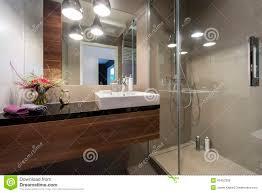 salle de bain luxe salle de bains de luxe moderne avec la photo stock image