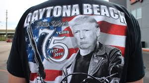 meet some of the bikers backing donald trump public radio