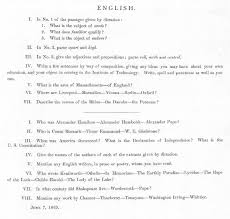 mit cover letter mit entrance examination 1869 70 exhibits institute archives
