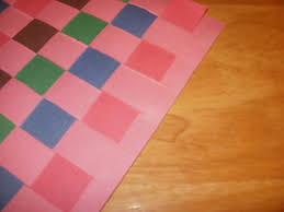 making unity placemats craft for martin luther king day activity