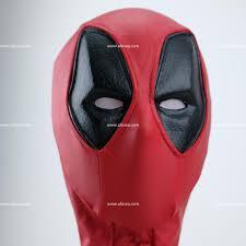 deadpool helmet halloween cosplay and carnival mask fiberglass