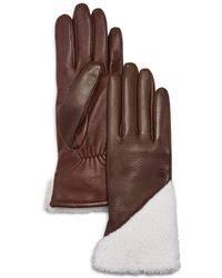 ugg australia gloves sale lyst shop s ugg gloves from 34