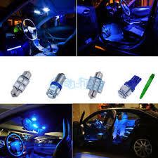 Interior Car Led Interior Car Led Light Kit Package Xenon Blue For Ford Fiesta Mk7