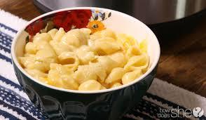 instant pot easy u0026 creamy macaroni u0026 cheese how does she