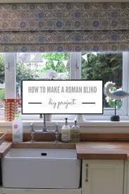 Making Roman Blinds How To Make An Interlined Roman Blind From Britain With Love