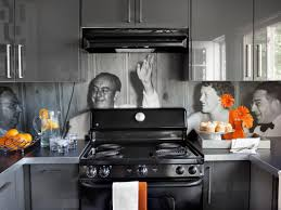 Peel And Stick Kitchen Backsplash Tiles by Self Adhesive Backsplashes Pictures U0026 Ideas From Hgtv Hgtv