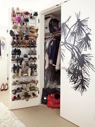Closet Door Shoe Storage Storage Small Closet Shoe Storage Solutions Plus Small Closet
